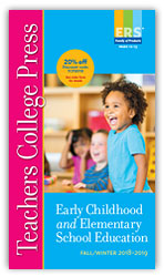 Early Childhood and Elemenatary School Education, Fall/Winter, 2018–2019