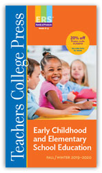 Early Childhood and Elemenatary School Education, Fall/Winter 2019–2020