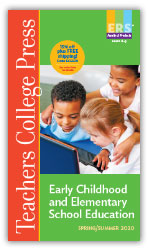 Early Childhood and Elemenatary School Education, Spring/Summer, 2020