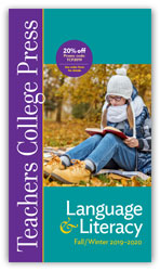 Language and Literacy, Fall/Winter 2019–2020