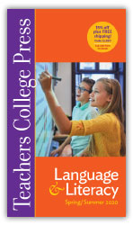Language and Literacy, Spring/Summer 2020