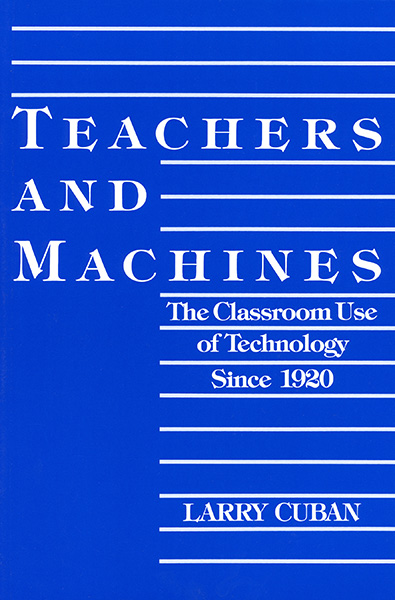 Teachers and Machines