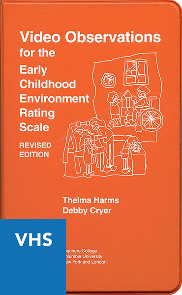 Video Observations for the Early Childhood Environment Rating Scale 9780807738344