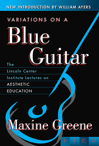 Variations on a Blue Guitar 9780807741351