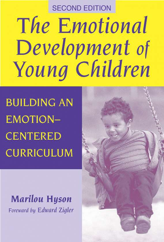 The Emotional Development of Young Children 9780807743423