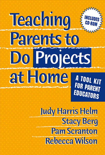 Teaching Parents to Do Projects at Home 9780807745502