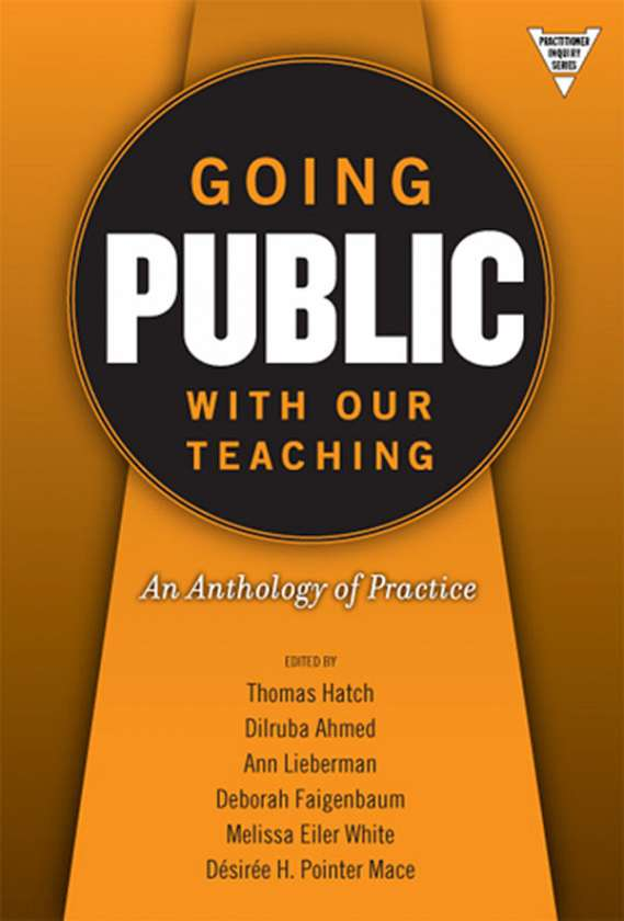 Going Public with Our Teaching 9780807745892