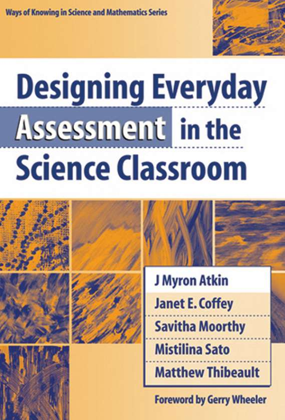 Designing Everyday Assessment in the Classroom 9780807746332