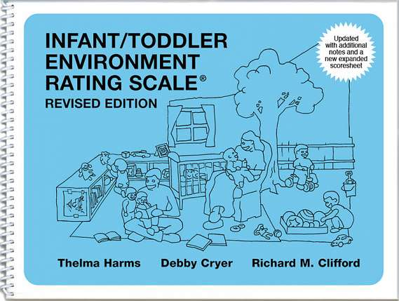 Infant/Toddler Environment Rating Scale (ITERS-R)