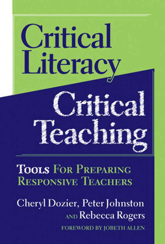 Critical Literacy/Critical Teaching