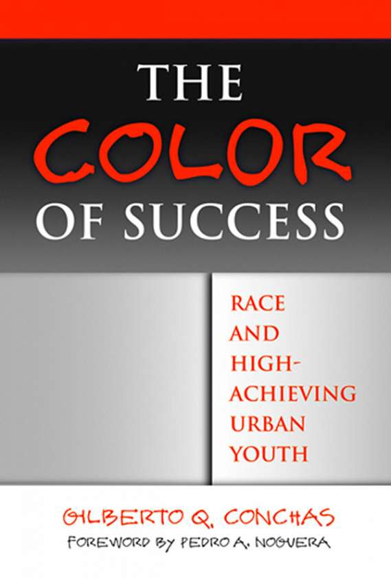 The Color of Success 9780807746608