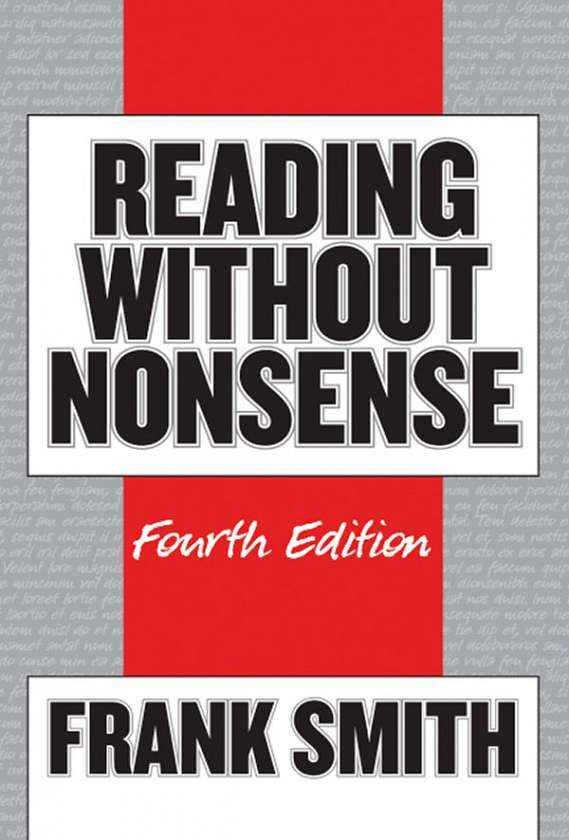 Reading Without Nonsense 9780807746868