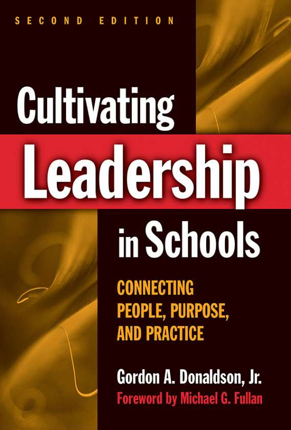 Cultivating Leadership in Schools 9780807747100