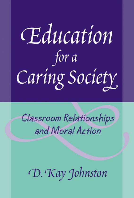 Education for a Caring Society