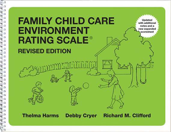 Family Child Care Environment Rating Scale (FCCERS-R) 9780807747254