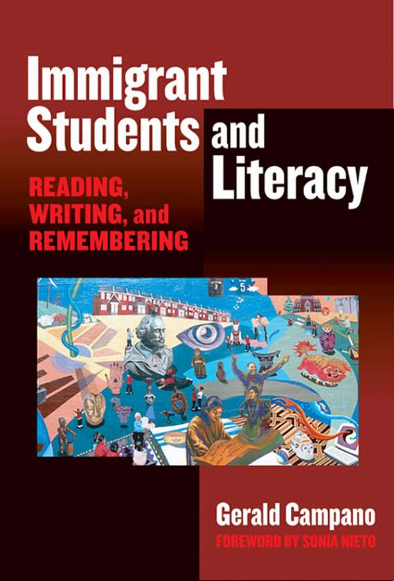 Immigrant Students and Literacy 9780807747322