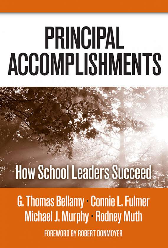 Principal Accomplishments