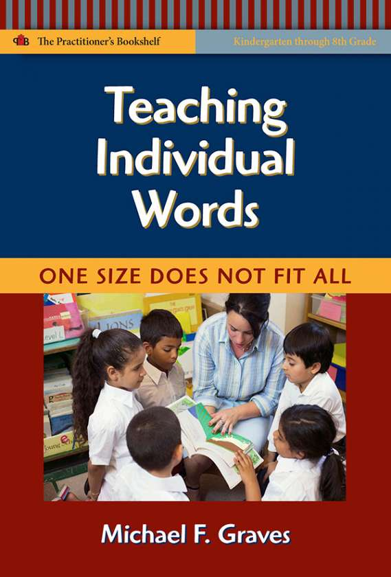 Teaching Individual Words