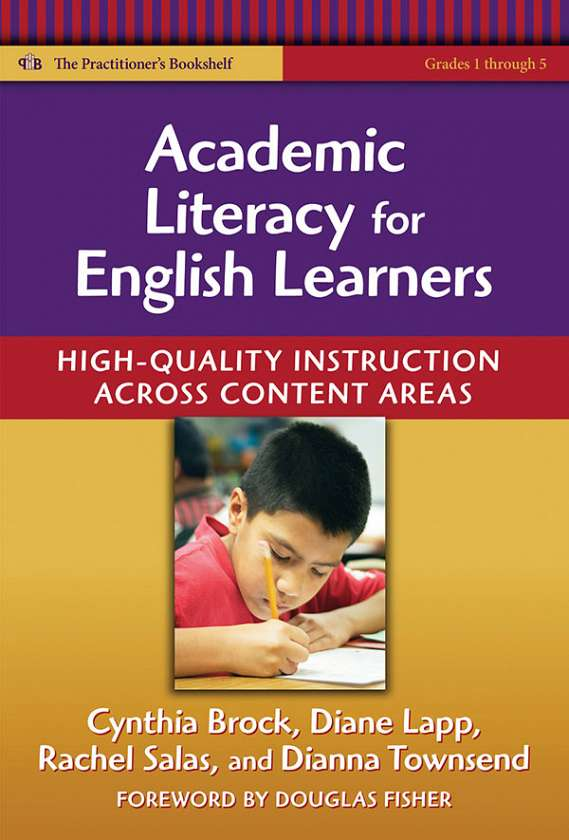 Academic Literacy for English Learners 9780807750094