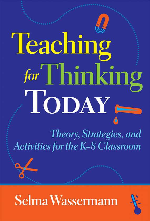 Teaching for Thinking Today 9780807750124