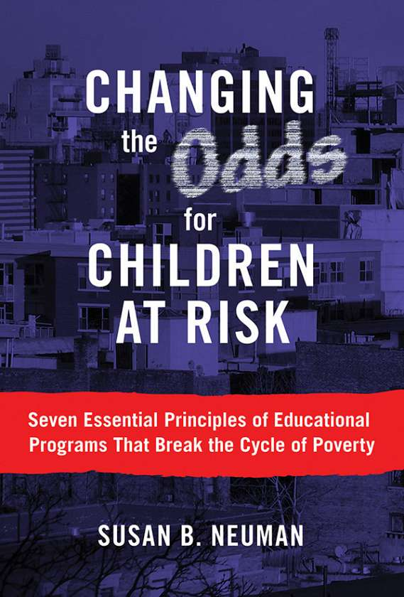 Changing the Odds for Children at Risk 9780807750483