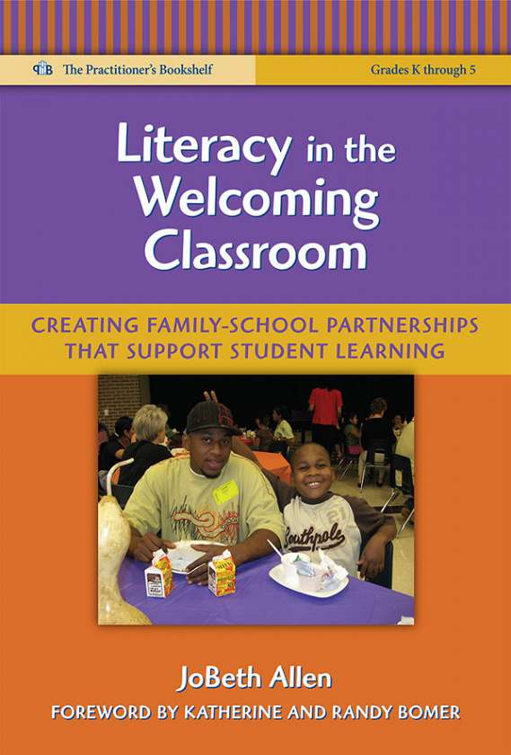 Literacy in the Welcoming Classroom 9780807750773
