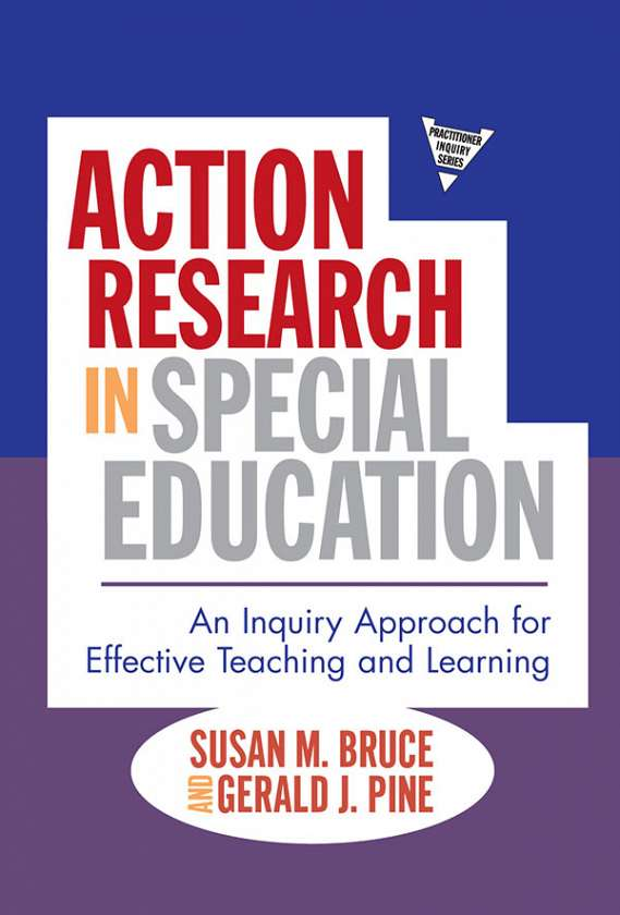 Action Research in Special Education 9780807750919