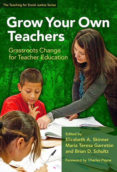 Grow Your Own Teachers 9780807751930