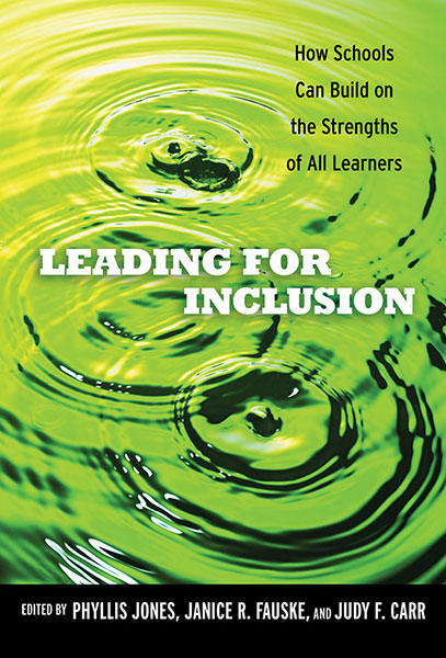 Leading for Inclusion 9780807752586