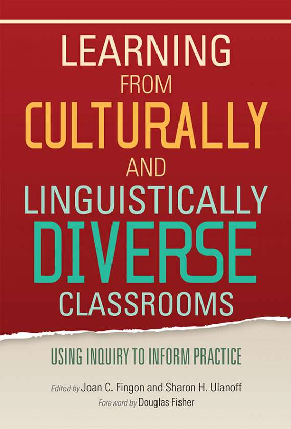 Learning From Culturally and Linguistically Diverse Classrooms 9780807753446