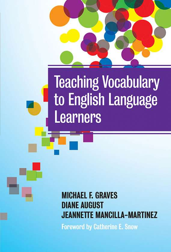 Teaching Vocabulary to English Language Learners 9780807753750