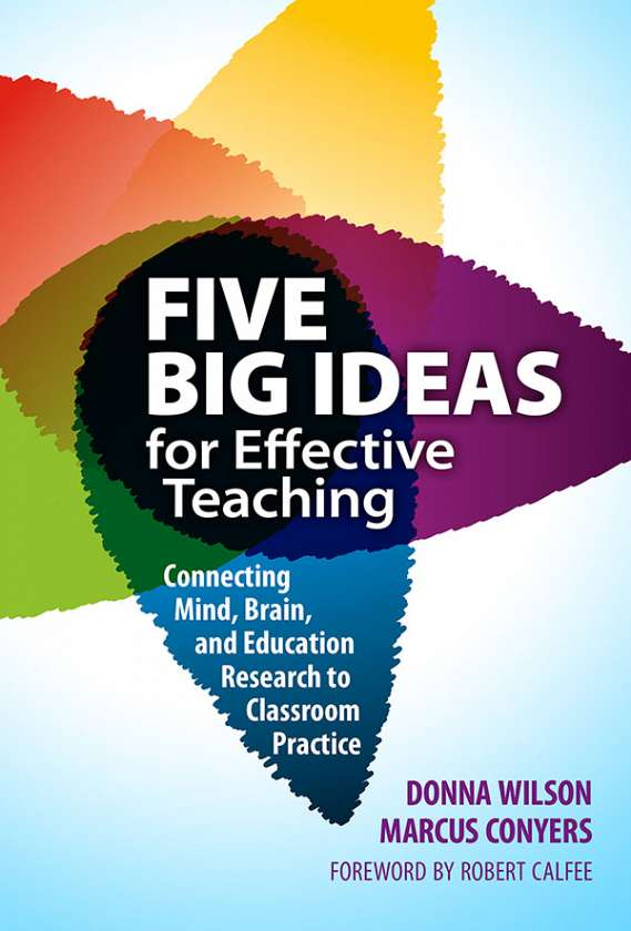 Five Big Ideas for Effective Teaching 9780807754252