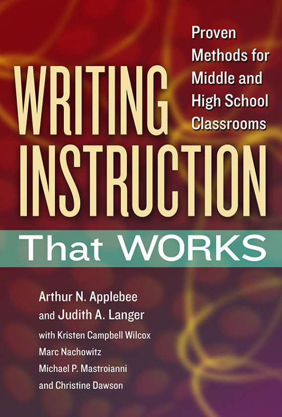 Writing Instruction That Works 9780807754368