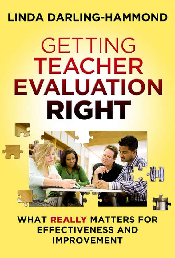 Getting Teacher Evaluation Right 9780807754467