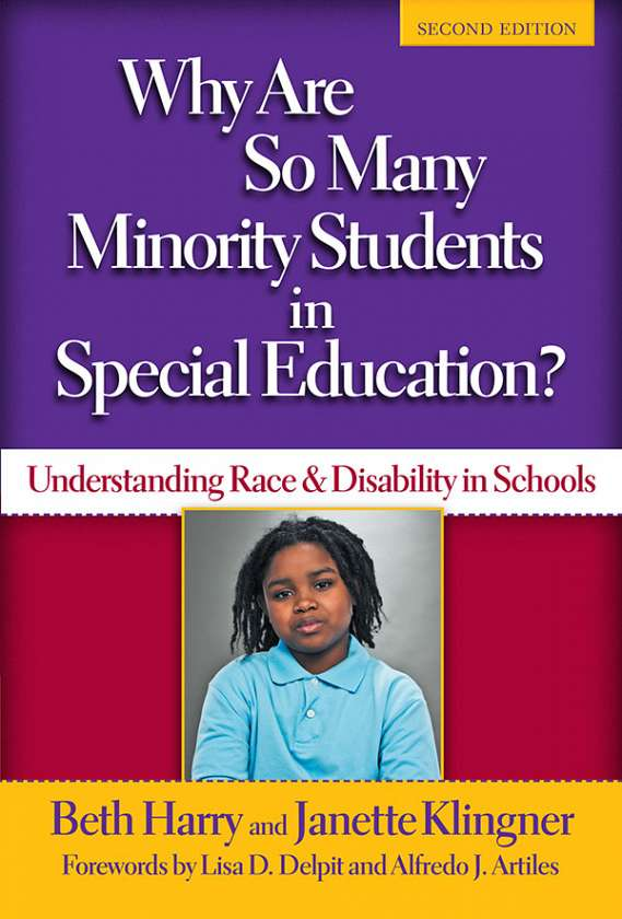 Why Are So Many Minority Students in Special Education?