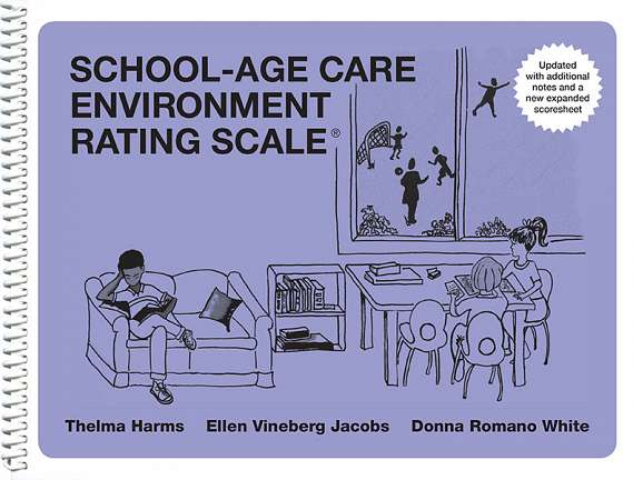 School-Age Care Environment Rating Scale Updated (SACERS) 9780807755099