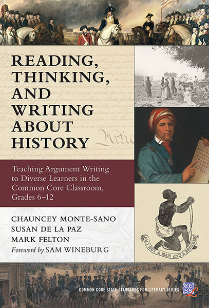 Reading, Thinking, and Writing About History 9780807755303