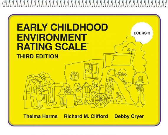 Early Childhood Environment Rating Scale (ECERS-3) 9780807776131
