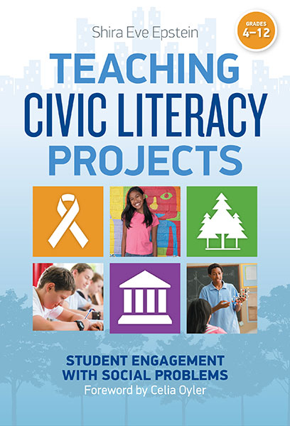 Teaching Civic Literacy Projects 9780807755754
