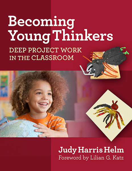 Becoming Young Thinkers 9780807755945