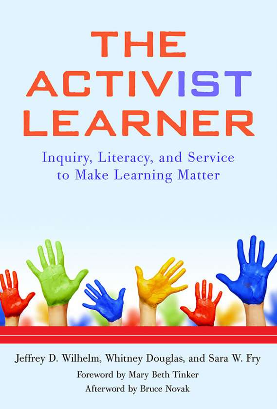 The Activist Learner 9780807755952