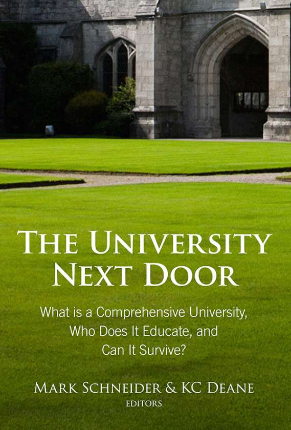 The University Next Door 9780807756027