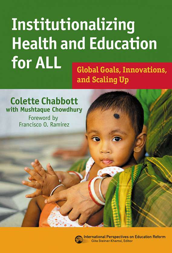 Institutionalizing Health and Education for All 9780807756089