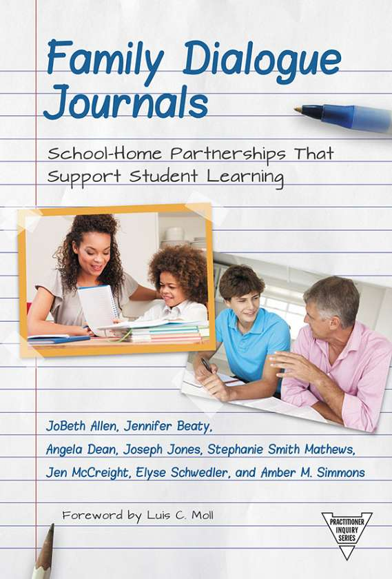 Family Dialogue Journals 9780807756287