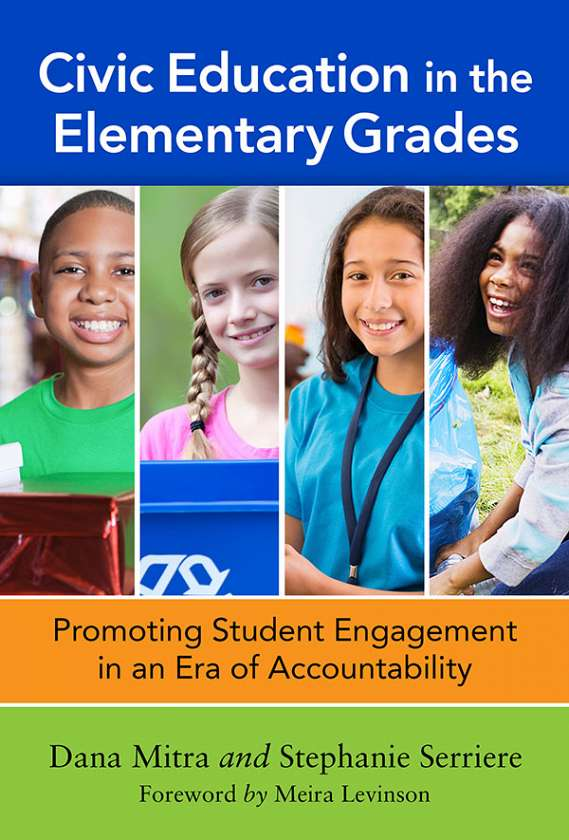 Civic Education in the Elementary Grades 9780807756348