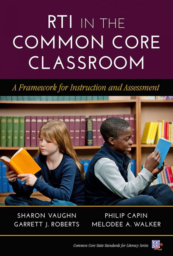 RTI in the Common Core Classroom 9780807757161