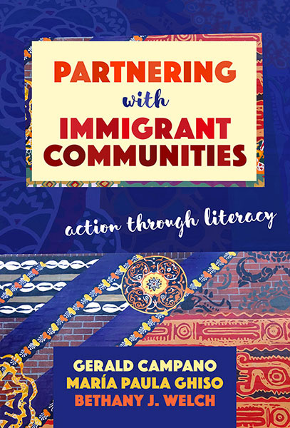 Partnering with Immigrant Communities 9780807757215