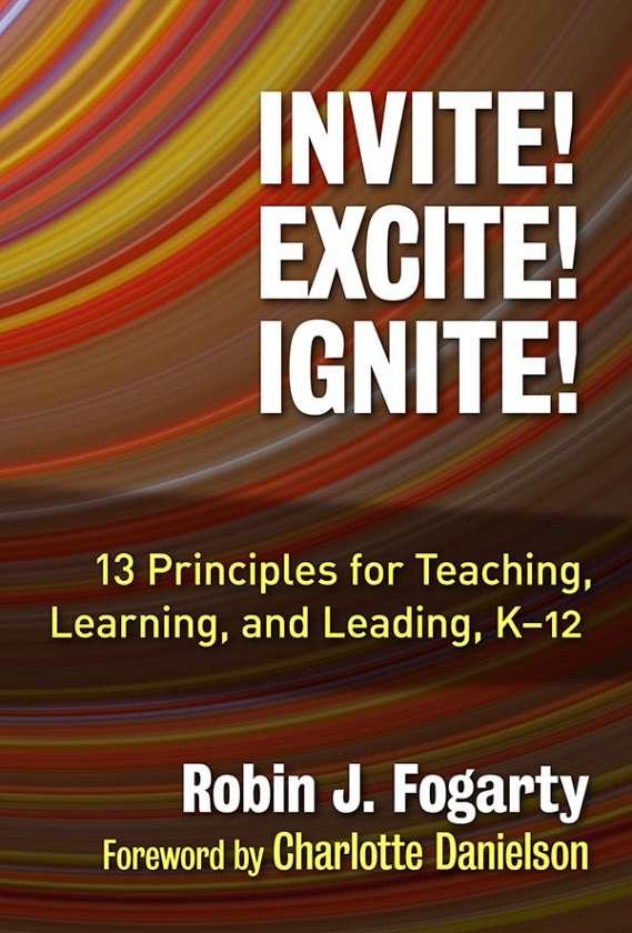 Invite! Excite! Ignite! 9780807757529