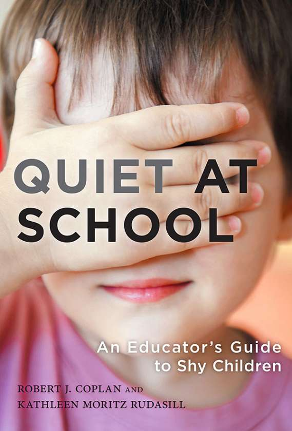 Quiet at School 9780807757697