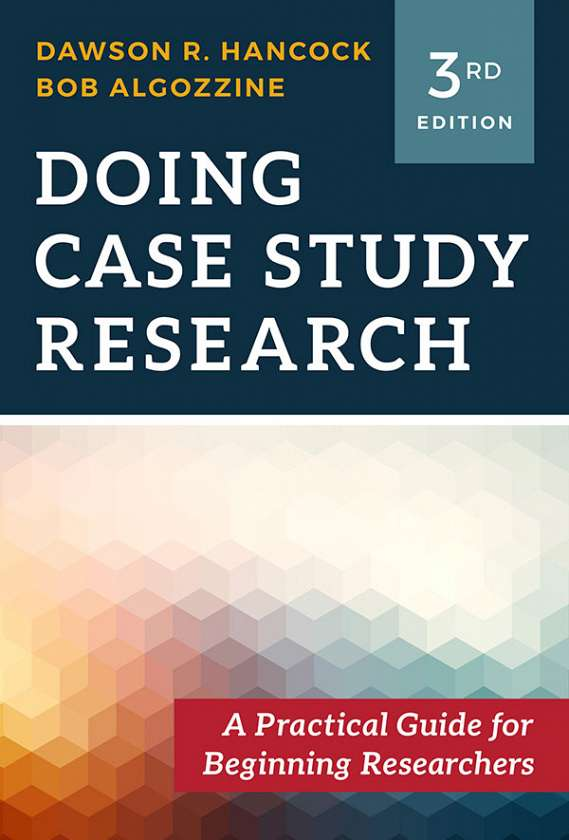 Doing Case Study Research 9780807758137